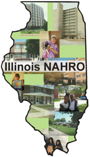Illinois NAHRO logo